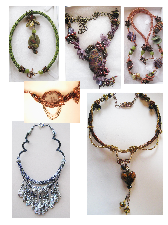 Knitting Jewelry Kits : Knit jewelry kits style guru fashion glitz glamour