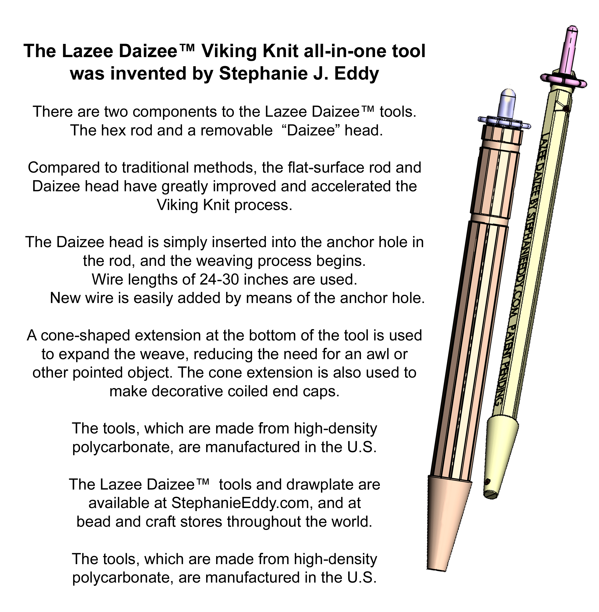 About the Lazee Daizee tools